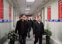 河南科技学院领导莅临智游总部参观考察