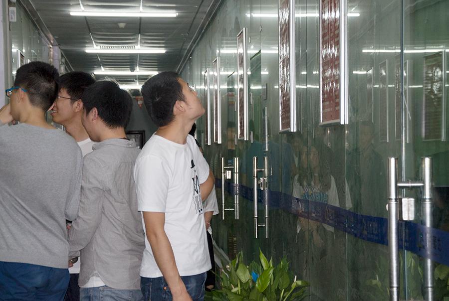 他们又来了|欢迎南阳理工学院软件学院同学到智游参观
