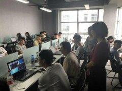 南京金肯职业技术学院领导莅临智游参观指导